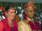 Why NRI males often stay away from marrying American girl ?